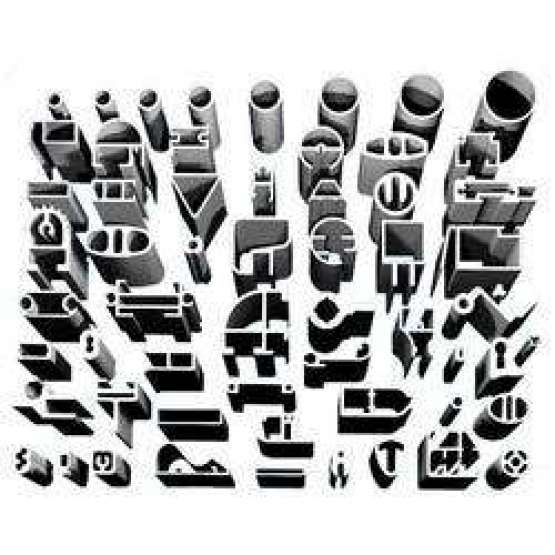 طراحی و تولید مقاطع صنعتی الومینیوم