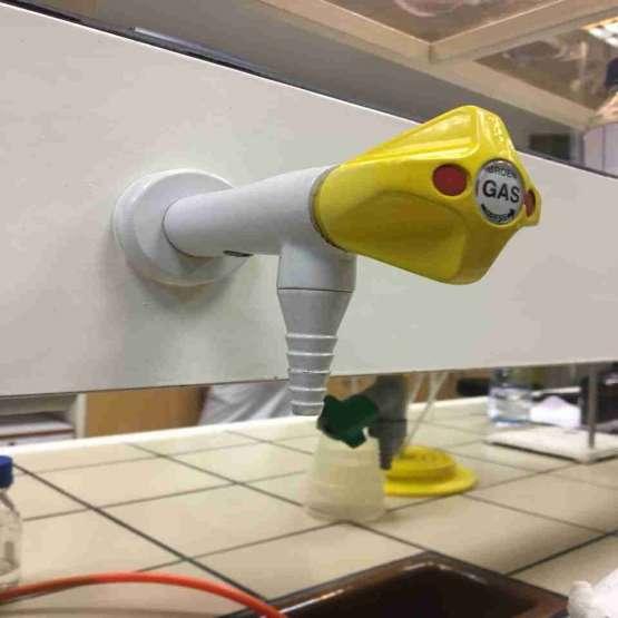 شیرآلات آزمایشگاهی به ازماسکوسامان
