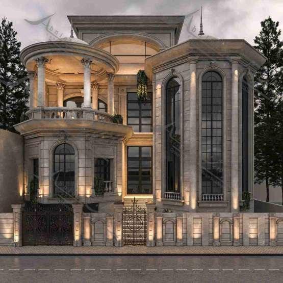 گروه طراحی معماری و سازه ابنیه کاسپین