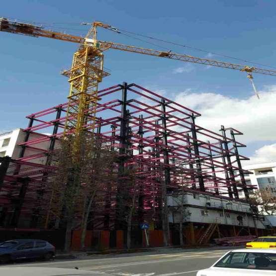 طراحی ساخت و نصب سازه های فولادی