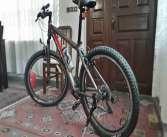 دوچرخه OVERLORD  مدل OV 1100  محصول ۲۰۱۷ بدنه آلومینیوم / ضد زنگ