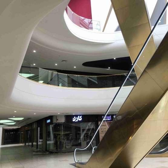 مغازه 23 متری، طبقه همکف پاساژ ایپک پالاس تبریز، اندیشه