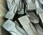 ناخن های فورج  باکت بیل مکانیکی