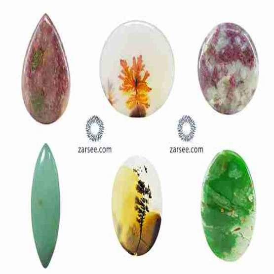 خرید جواهرات اصل و معدنی از فروشگاه آنلاین زرسی