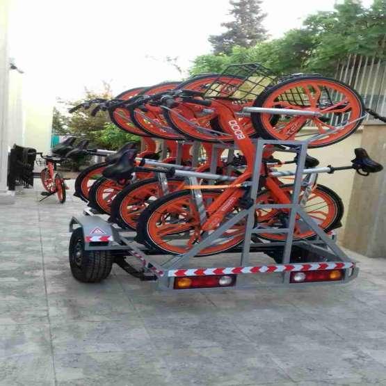 یدک کش مخصوص حمل دوچرخه