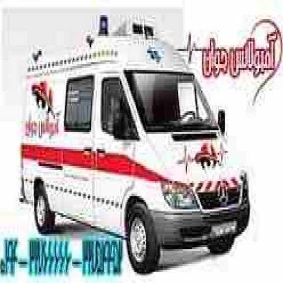 آمبولانس تلفنی خصوصی در ارومیه