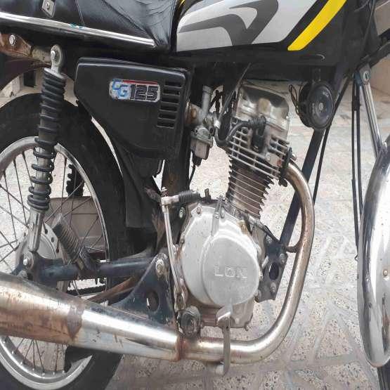 موتورهندا۱۲۵مدل۹۱
