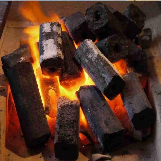 دستگاه زغال فشرده