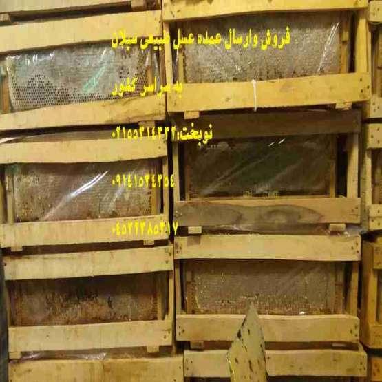 فروش وتوزیع عسل سبلان_حلواسیاه به سراسر کشور