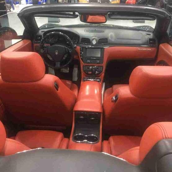 مازراتی مدل ۲۰۱۲