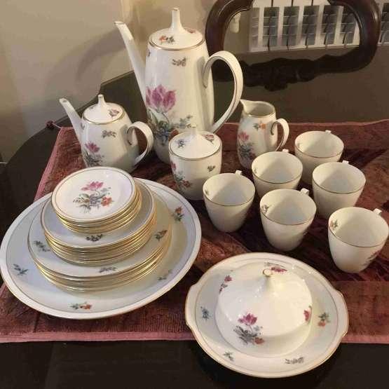 سرويس چايخوري الماني