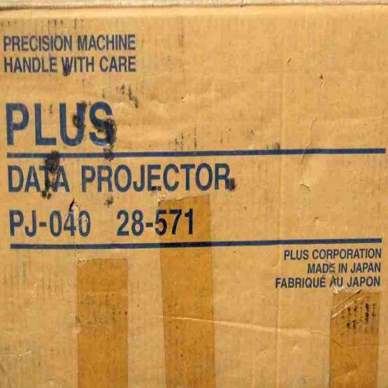 دیتاپرژکتورPLUS PJ-040 اصل ژاپنی