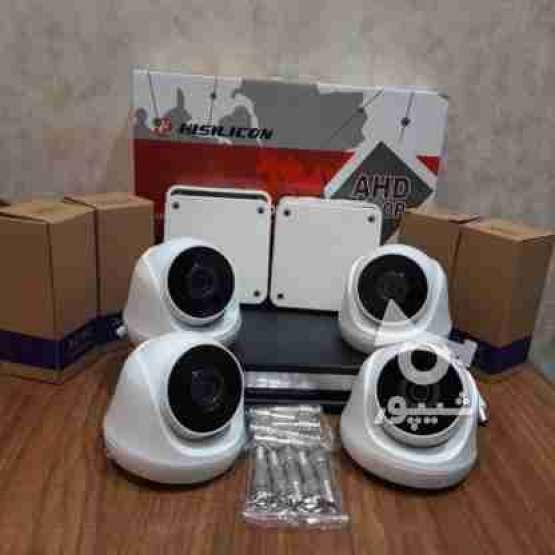 پک 4 عددی دوربین مداربسته فول اچ دی