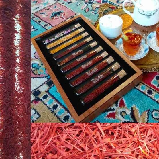 زعفران اصیل ایرانی