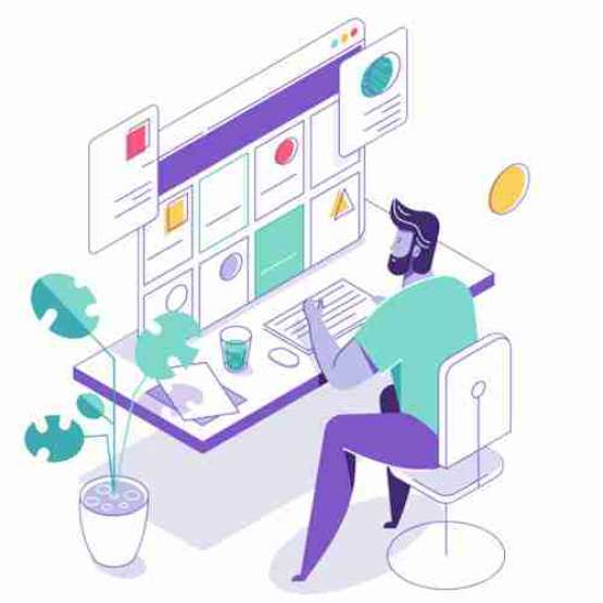 طراحی وب سایت در ملایر