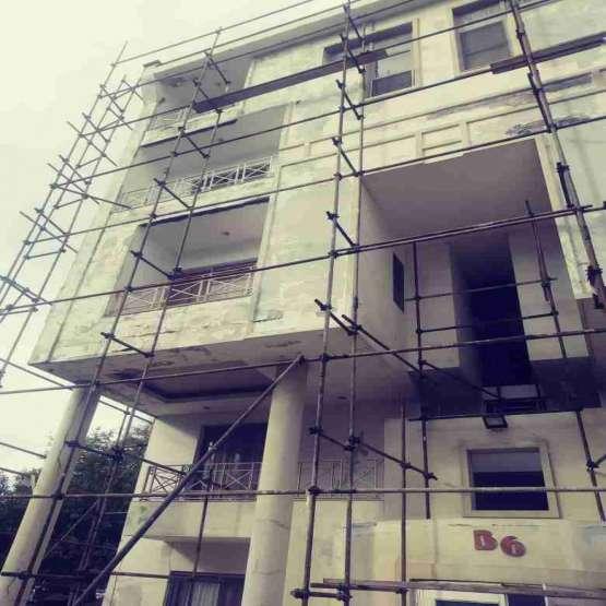 آب بندی نمای ساختمان