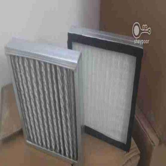 فیلترهای هواساز