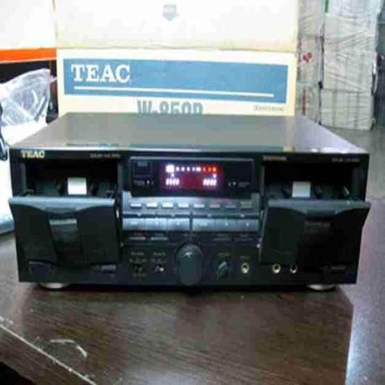 دک2کاست TEAC ضبط صداحرفه ای ژاپنی