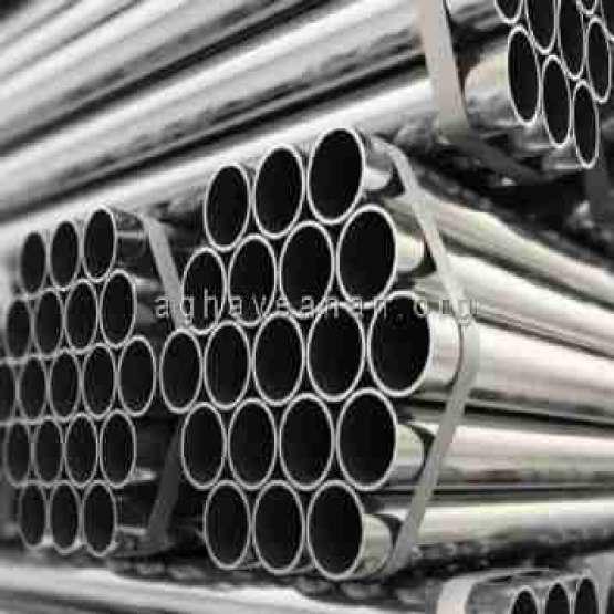 تولید و فروش انواع لوله گالوانیزه شرکت نوید فلز امین