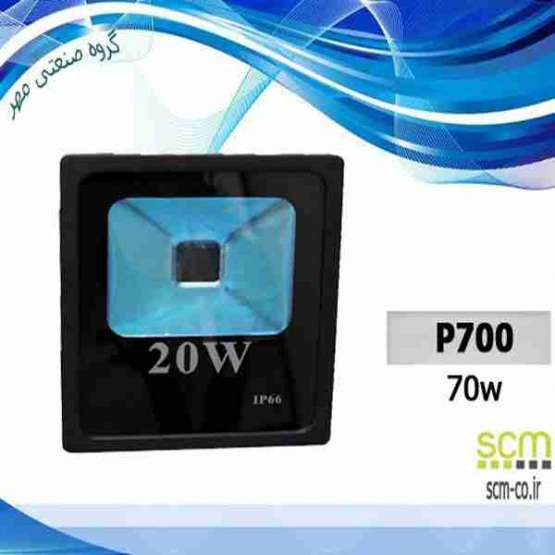 وارد کننده ی انواع پرژکتور LED