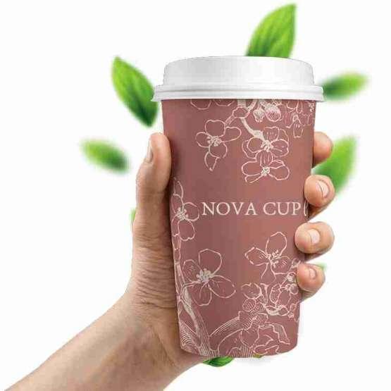 تولید کننده انواع لیوان کاغذی و ظروف یکبار مصرف کاغذی نُــــوا کاپ