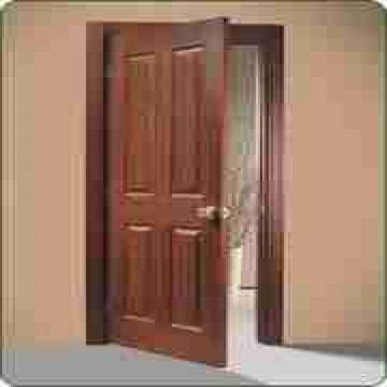 درب اتاقی ام دی اف و تمام چوب