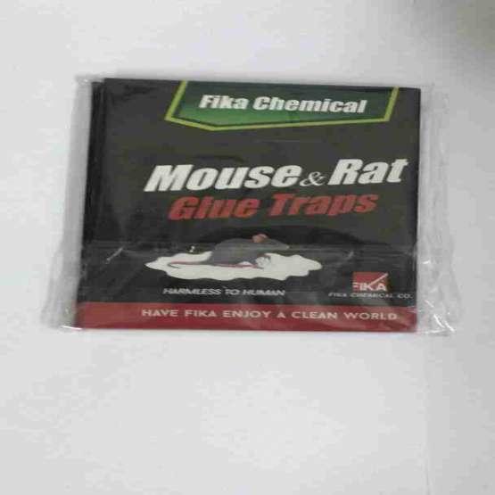 چسب موش کتابی و کارت زرد