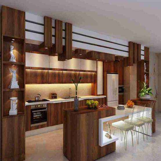ساخت کابینت اشپز خانه