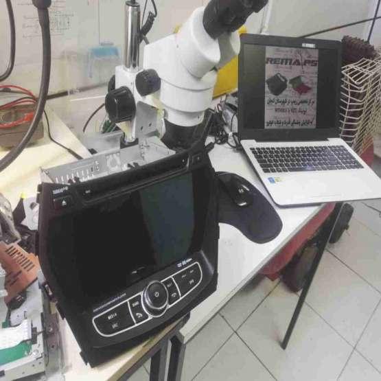 تعمیرات تخصصی انواع رادیو پخش