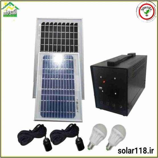 پک های خورشیدی سیار (مخصوص روشنایی و شارژر موبایل)