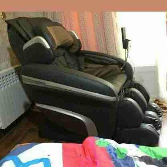 تعمیر صندلی ماساژ(ماساژور) تعویض روکش فابریکی