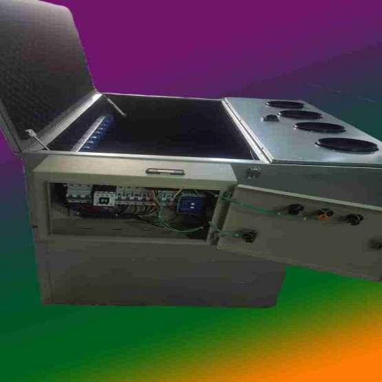 باکس سوپر سایلنتر و خنککننده ماینر