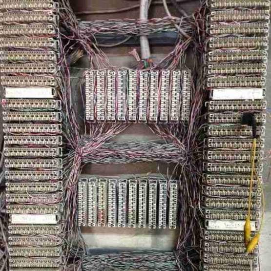نت نوین – کابل کشی و داکت کشی تلفن برق شبکه، اکتیو و پسیو شبکه