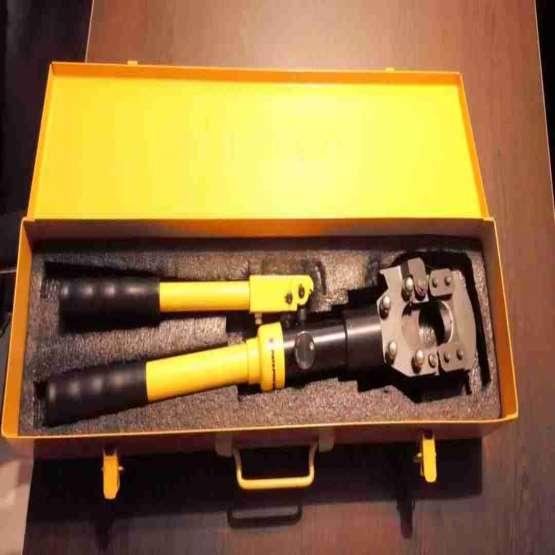 برش دهنده هیدرولیک دستی: HCT-040 MODEL