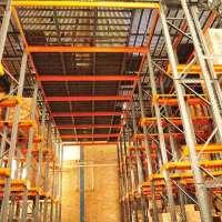 قفسه راک صنعتی دژپاد