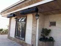 هیتر سرامیکی دیواری رستوران گرماتاب