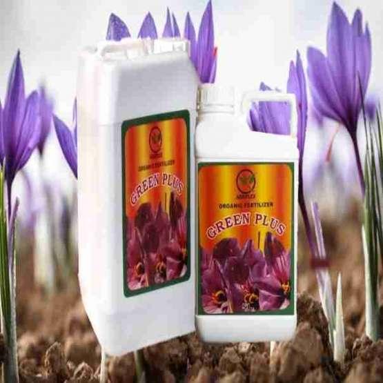 فروش عمده انواع کود فروش 50 تن کود مایع مخصوص زعفران