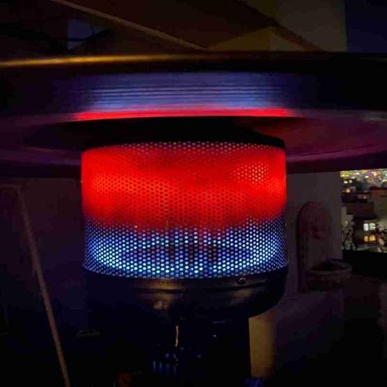 هیتر گرمایشی قارچی برای فضای باز