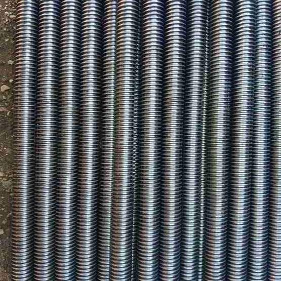 تولید و فروش پیچ های دنده کبریتی و دنده ذوزنقه