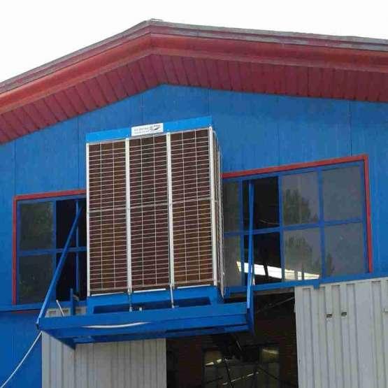 کولرهای آبی سرماسان سوله ها و سالن های صنعتی