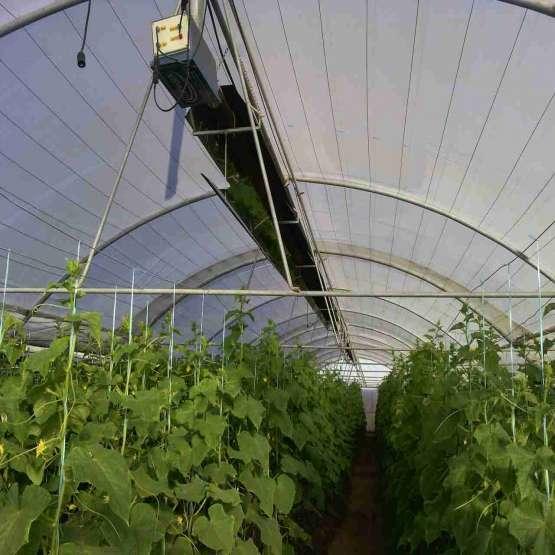 کوره هوای گرم  گلخانه گرماتاب