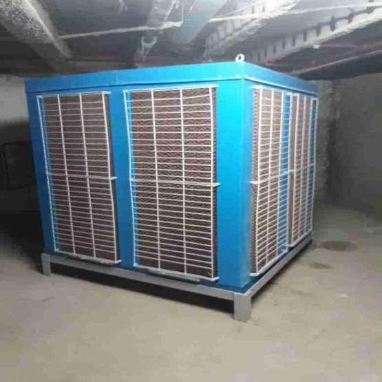 کولر سانتریفیوژ صنعتی سرماسان