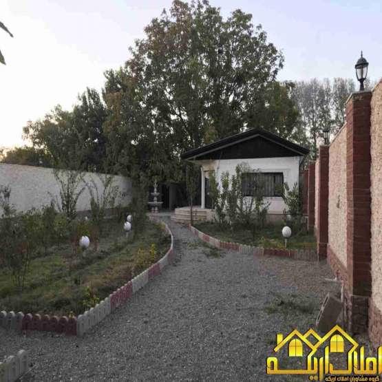 باغ 1200 متر در سندتکبرگ نگهبانی 24 ساعته