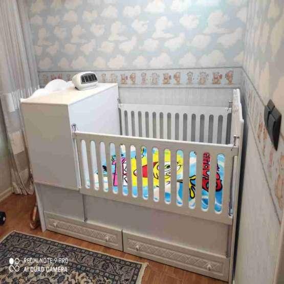 سرویس کامل تخت بچه