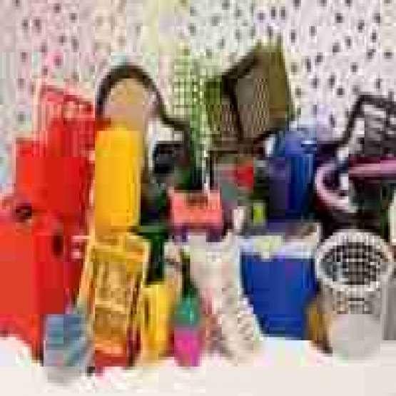 خرید انواع مواد و ضایعات پلاستیک
