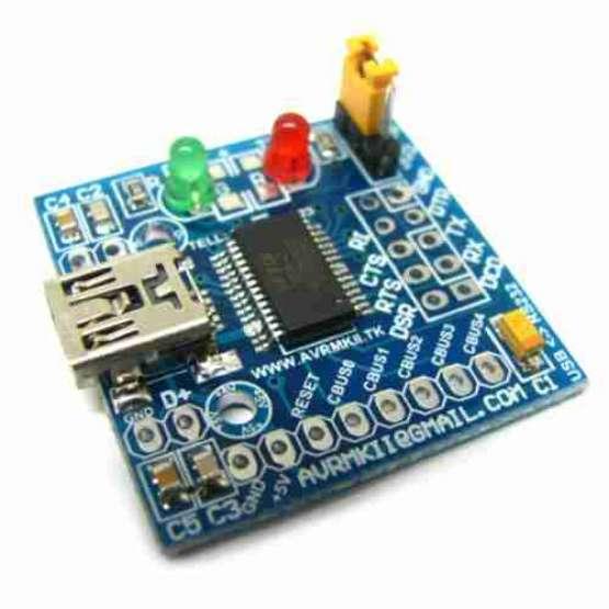 ماژول مبدل سریال - USB to UART Converter