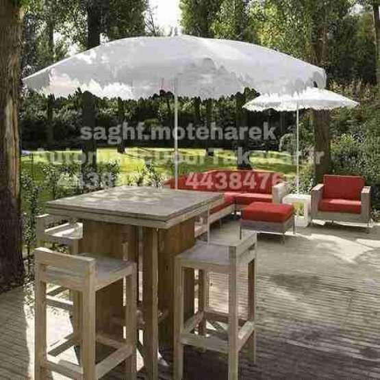 چتر رستوران