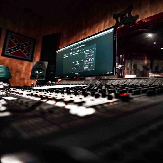 استودیو تولید موسیقی