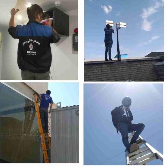 دوره نصب و تعمیرات سیستمهای مداربسته دوربین و DVR