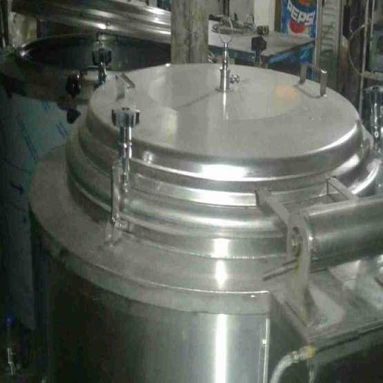 نادر صنعت مبتکر و تولید کننده خلاق در تجهیزات صنعتی آشپزخانه